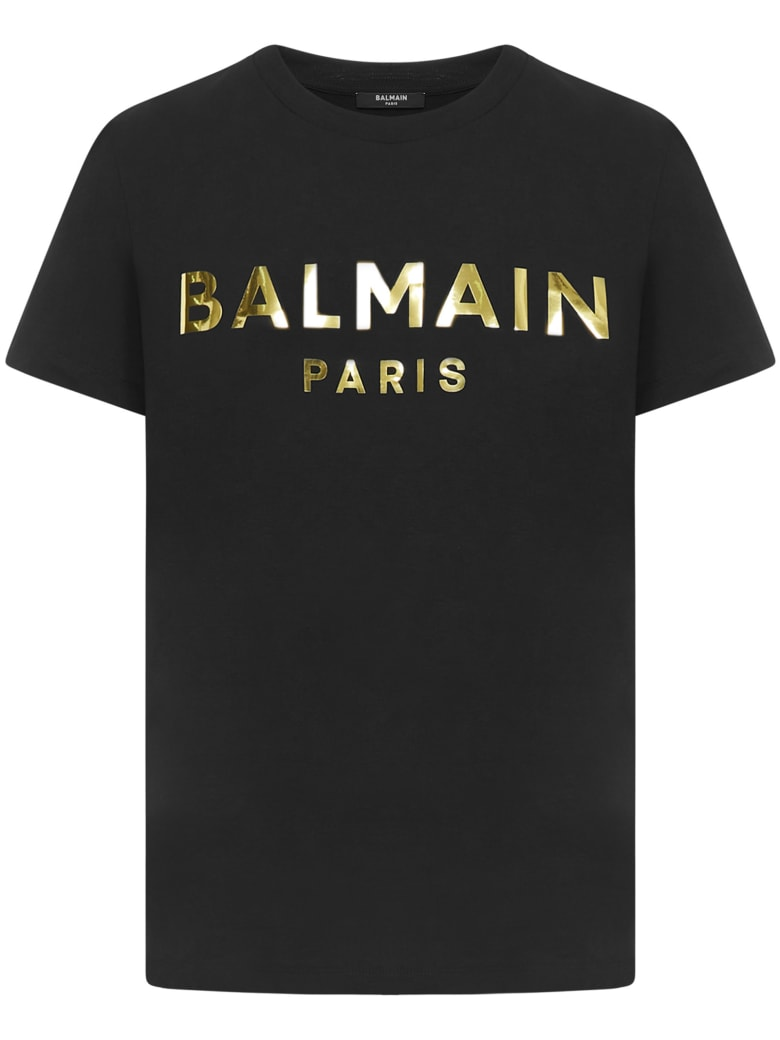 Balmain Paris T-shirt - Black