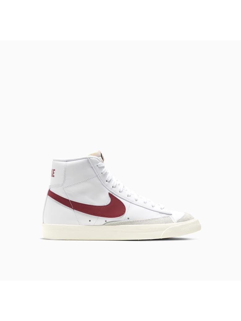 Nike Blazer Mid 77 Vintage Sneakers Bq6806-102 - White/worn brick