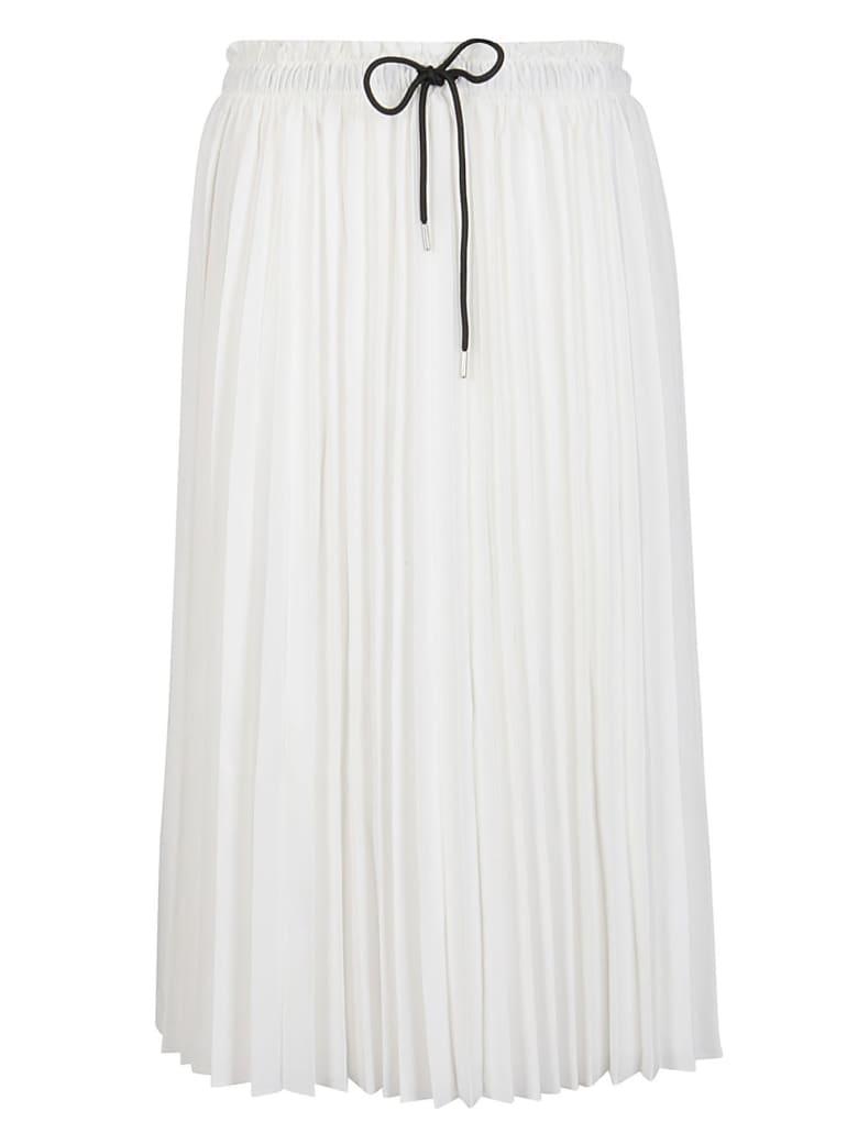 Proenza Schouler Plisse Skirt - White