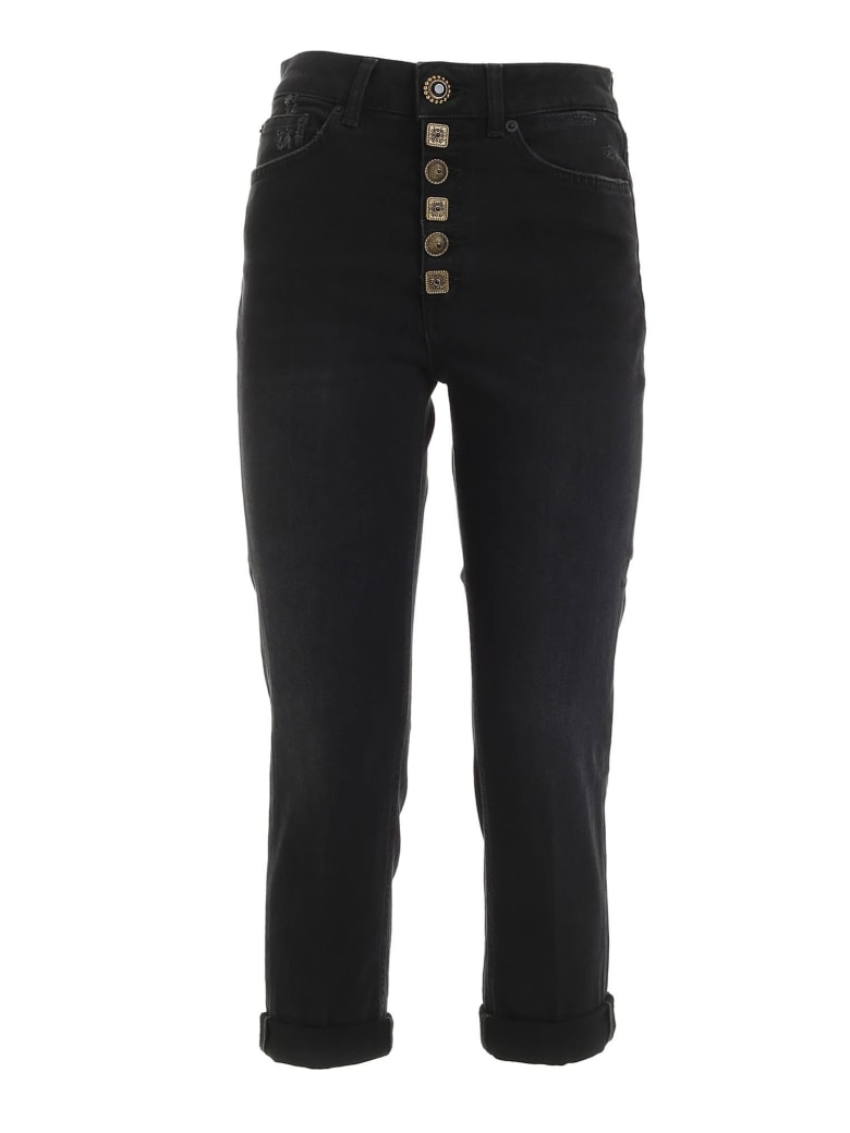 Dondup Jeans - BLACK