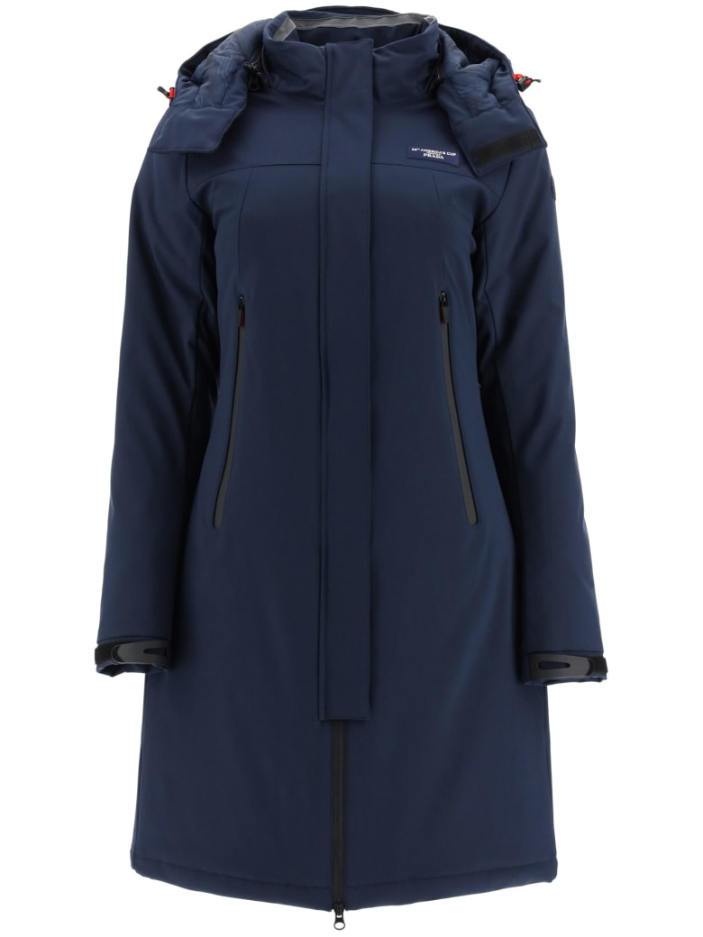North Sails Wellington Hooded Jacket - NAVY BLUE (Blue)