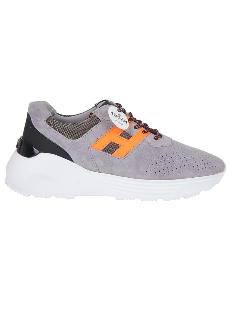 hogan sneakers fluo
