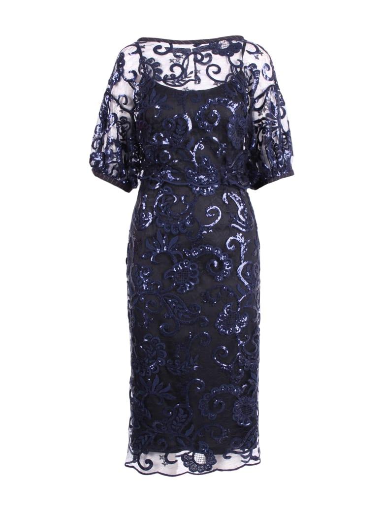 Antonio Marras Polyester Dress - Blue
