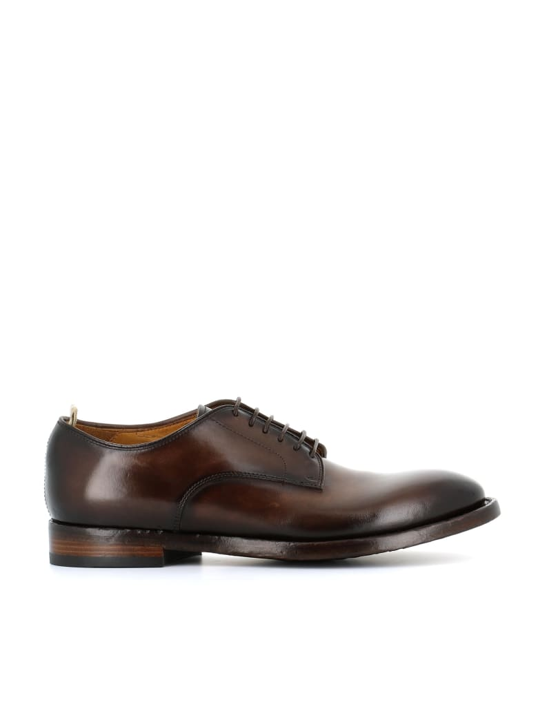 "Officine Creative Derby ""emory/010"" - Ebony"