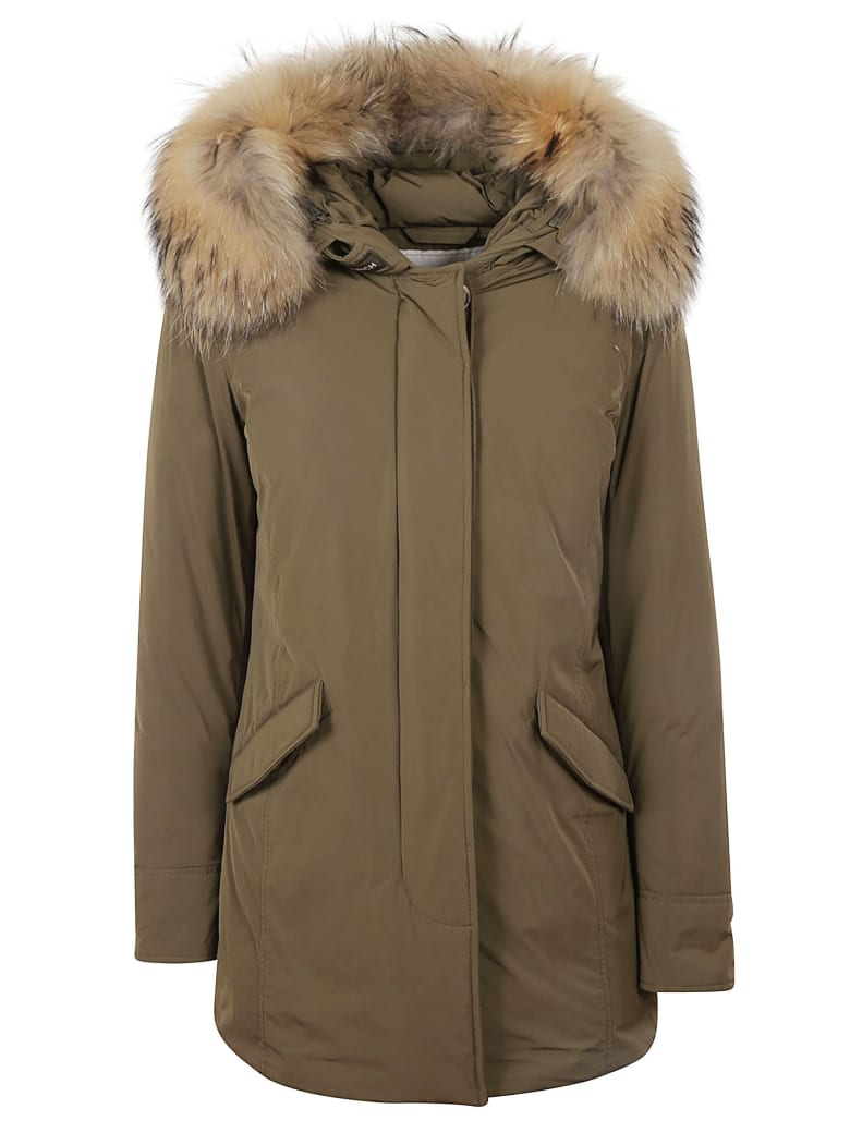 Woolrich Luxury Arctic Parka - Army Olive