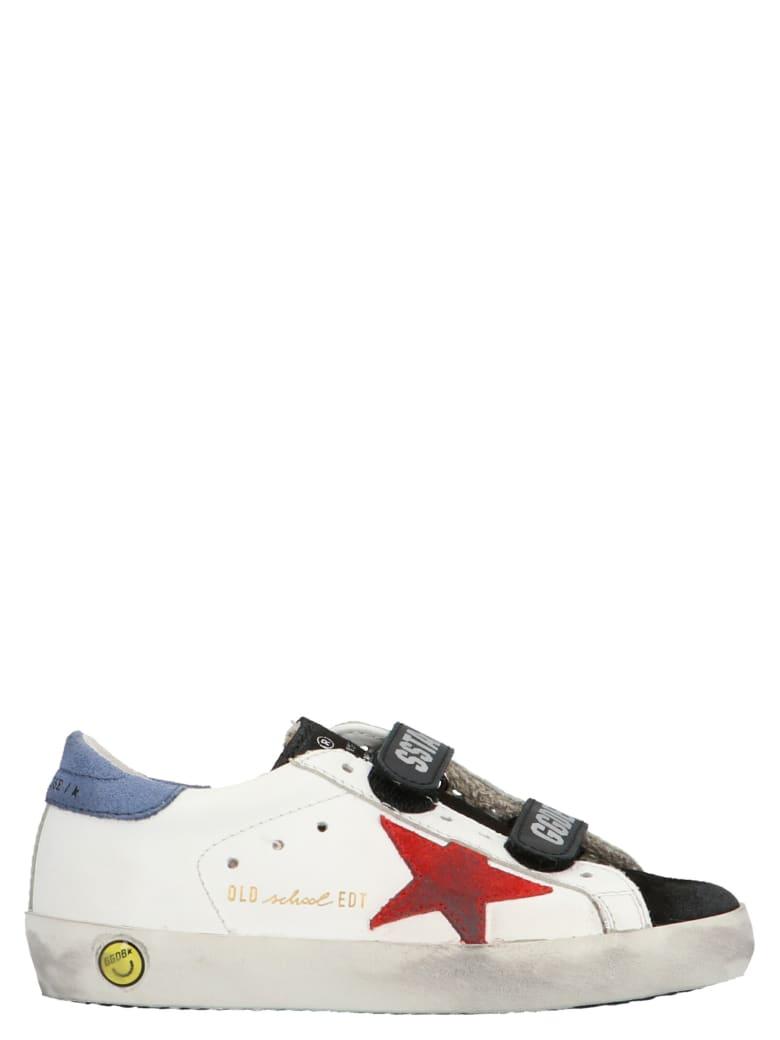 Golden Goose 'old School' Sneaker - Multicolor