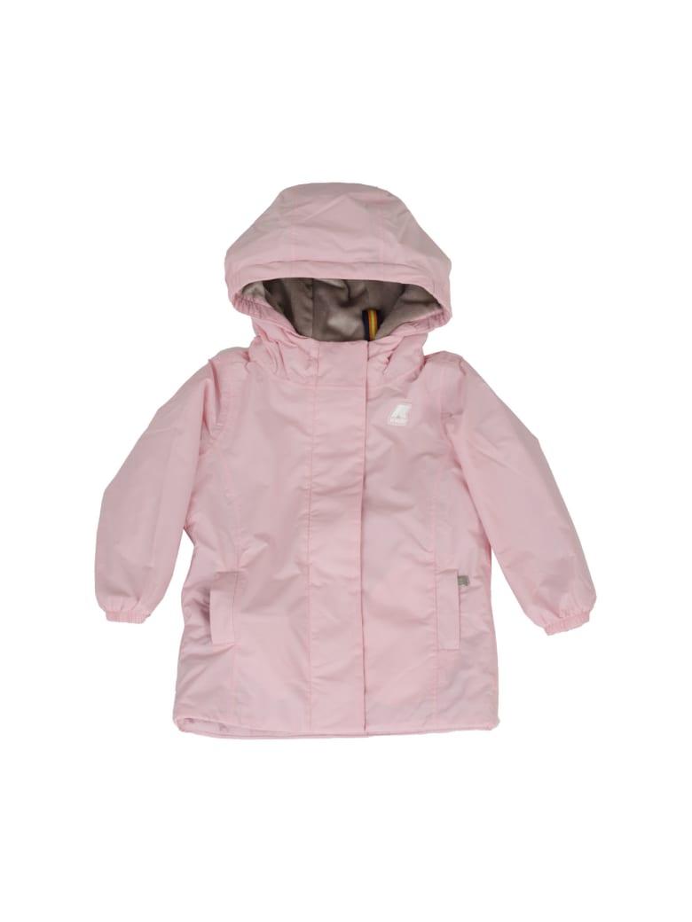 K-Way Jacket - B Rosa
