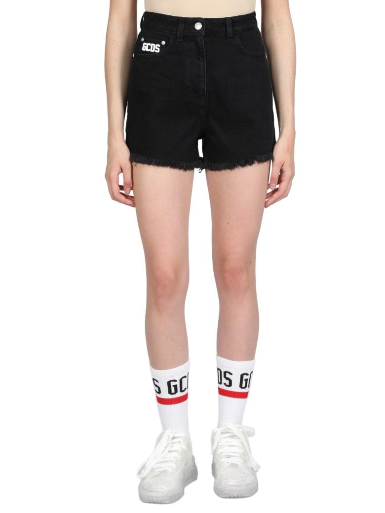 GCDS Matching Shorts - Nero