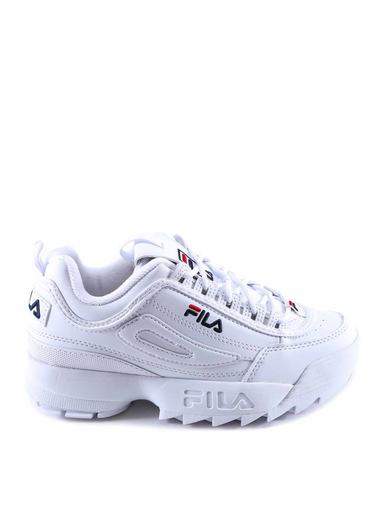 Fila Disruptor Low Sneakers - White