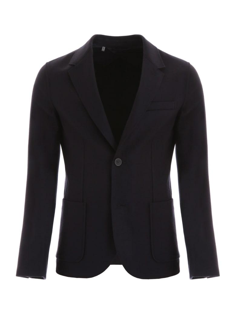 Lanvin Jersey Jacket - NAVY BLUE (Blue)