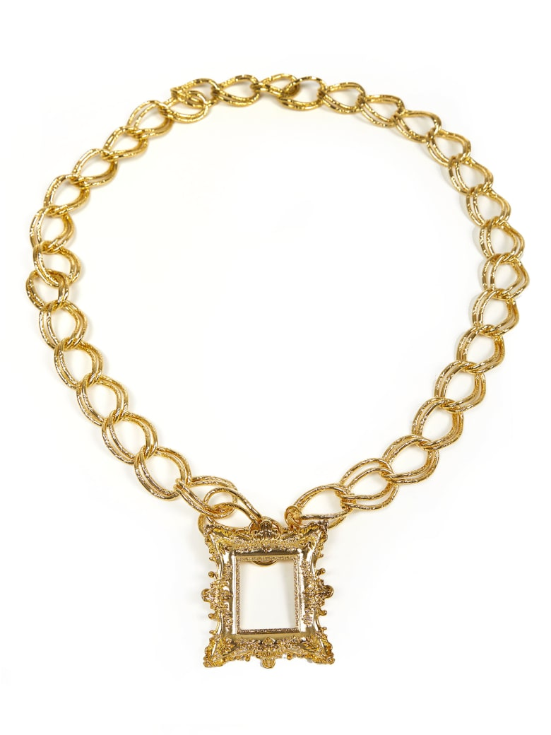 Moschino Necklace - Gold