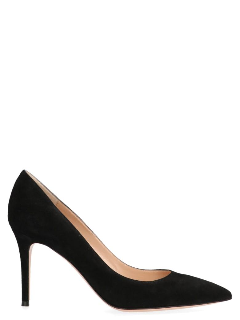 Gianvito Rossi 'gianvito 85' Shoe S - Black