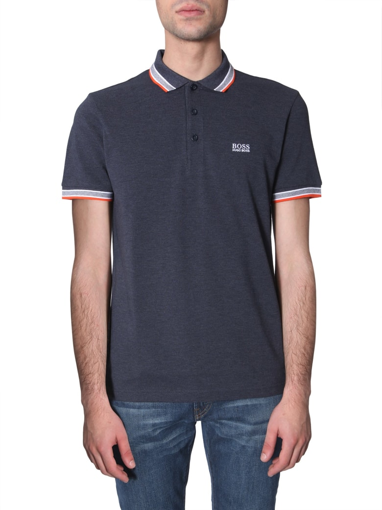 Hugo Boss Paddy Polo T-shirt - BLU