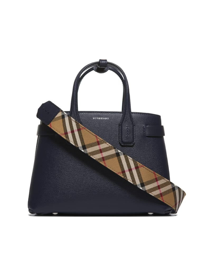 complimentary shipping vivid and great in style 50% off Burberry Tote