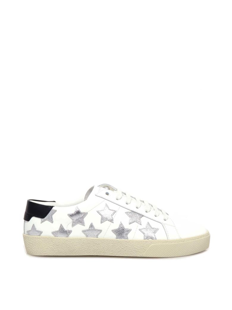Saint Laurent Sneakers - White