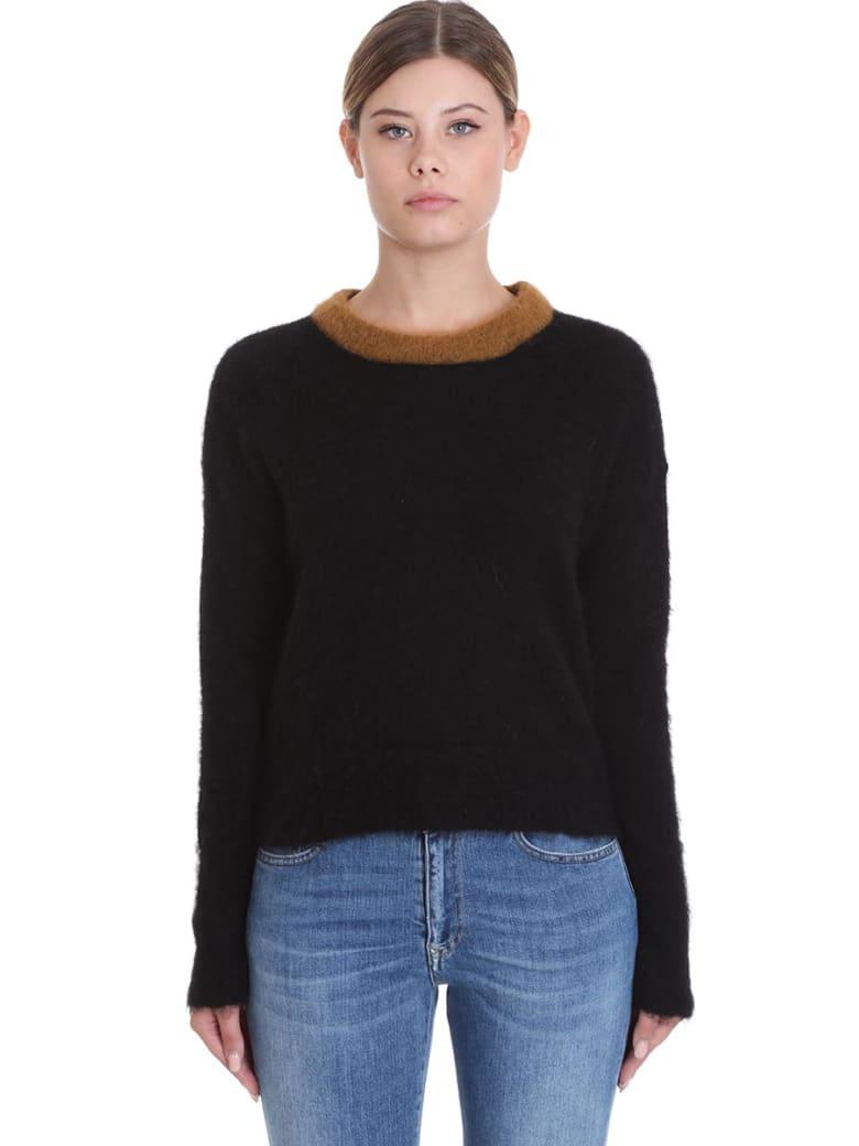 Mauro Grifoni Knitwear In Black Wool - black