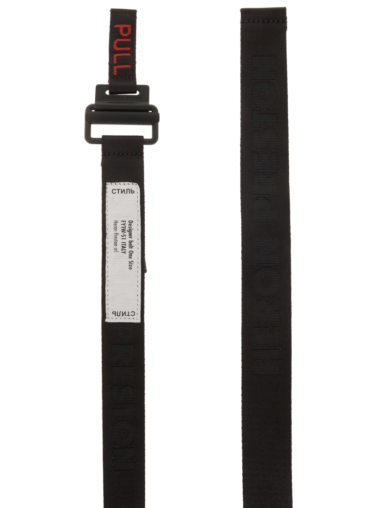 HERON PRESTON Belt - Black