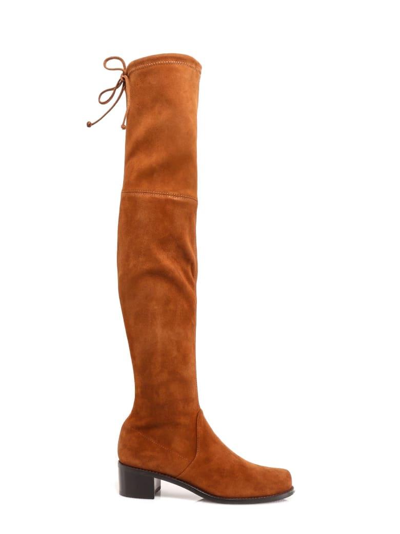 Stuart Weitzman Boots - Brown