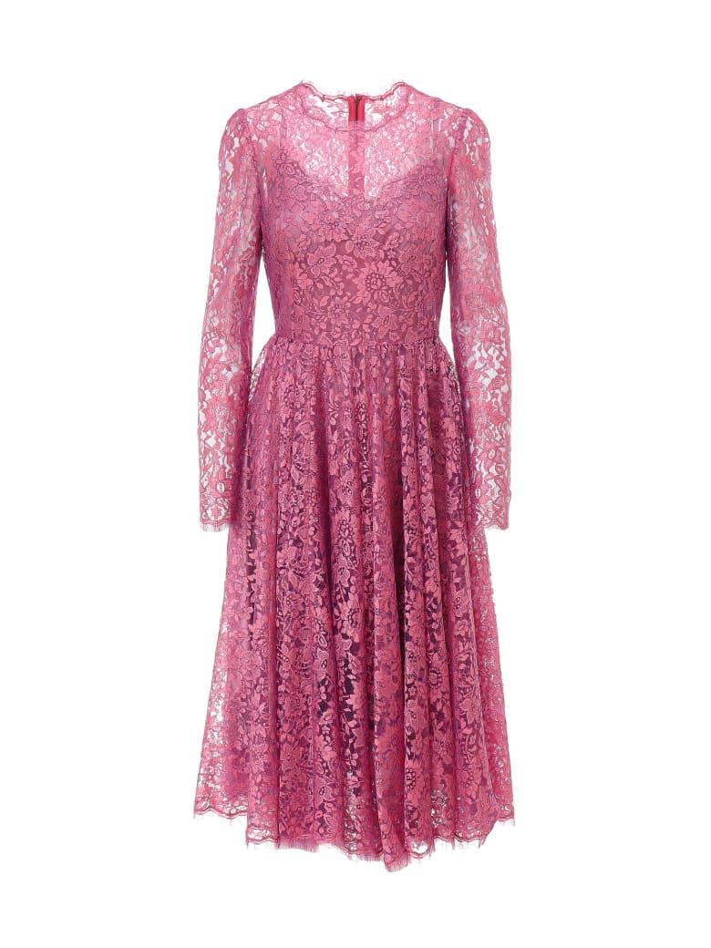 Dolce & Gabbana Dress - Pink
