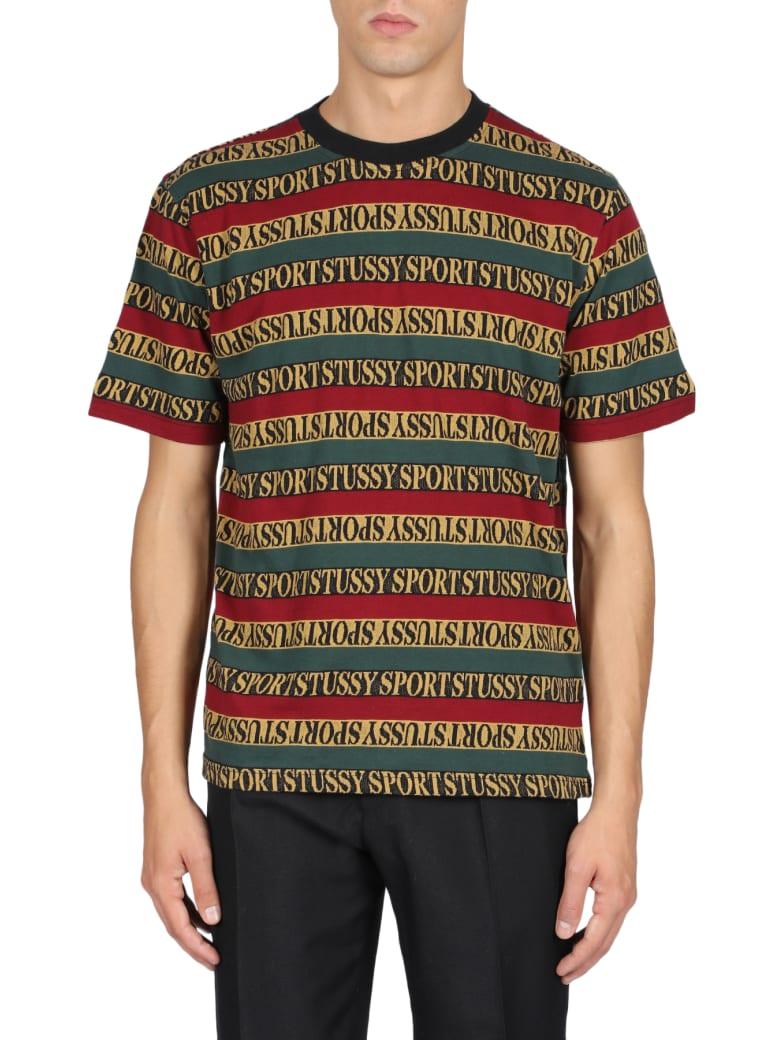 Stussy Short Sleeve T-Shirt - Nero