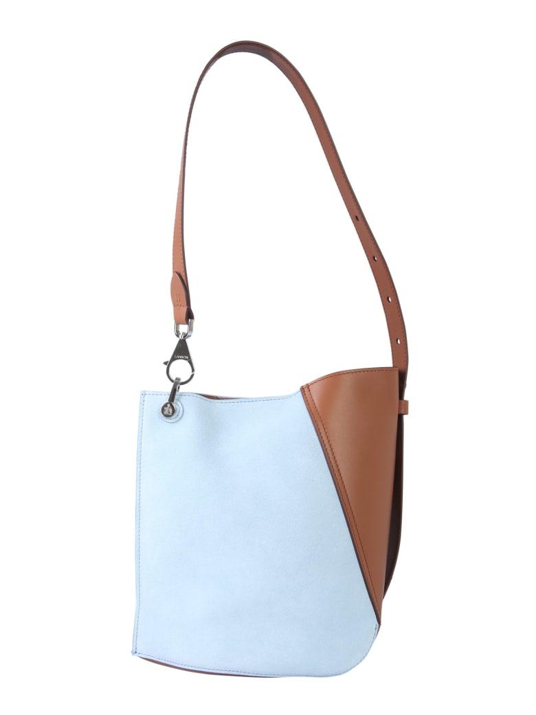 Lanvin Small Hook Bag - BLU