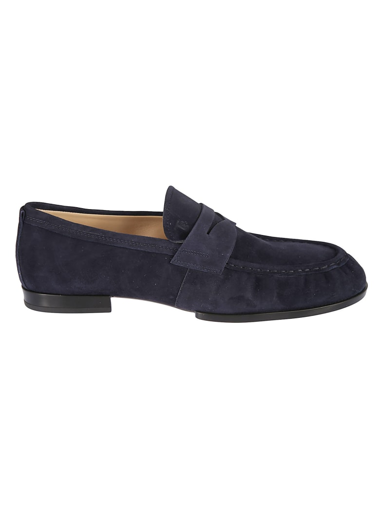 Tod's Loafers 02e - Blu