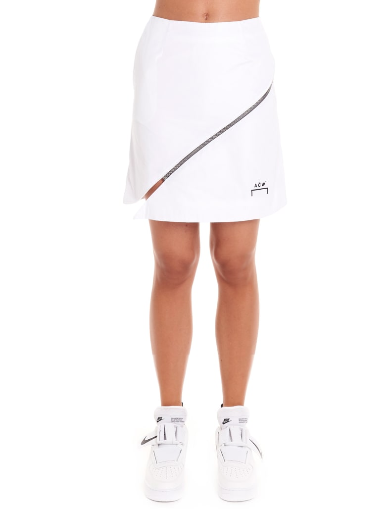 A-COLD-WALL Skirt - White
