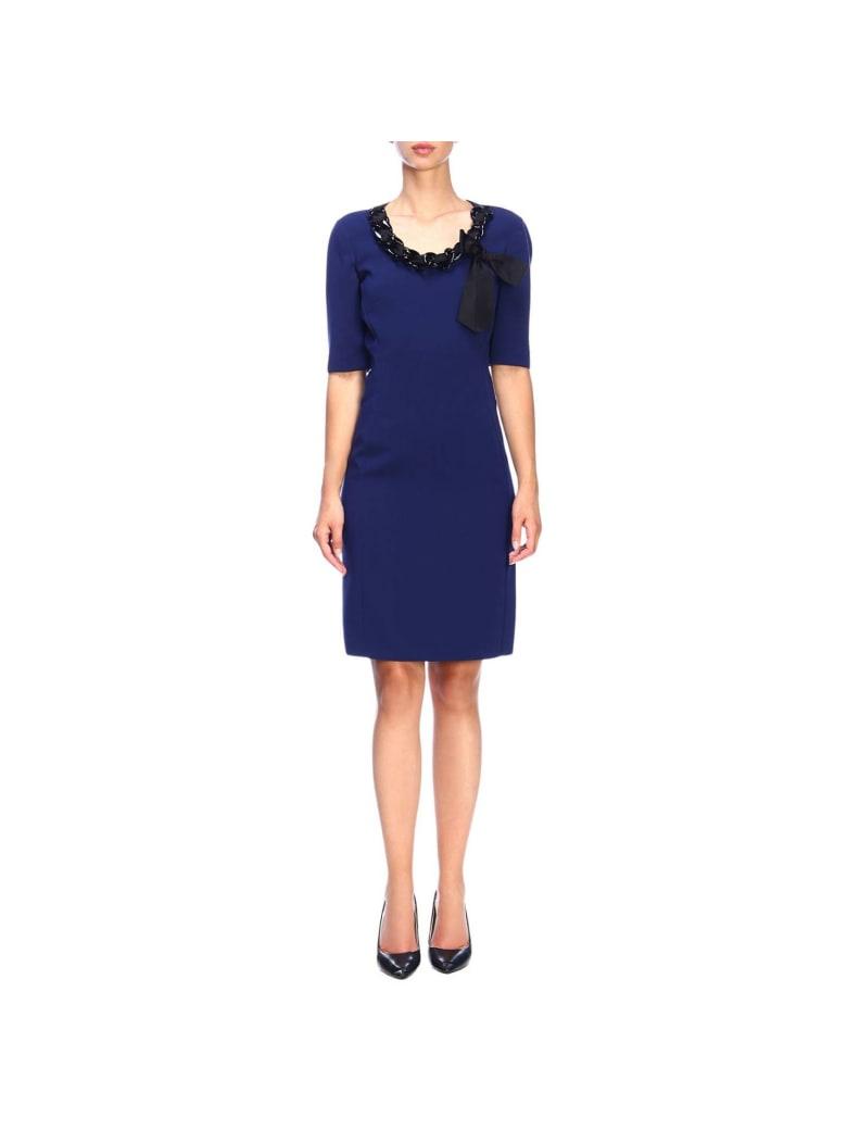 Boutique Moschino Dress Dress Women Boutique Moschino - blue