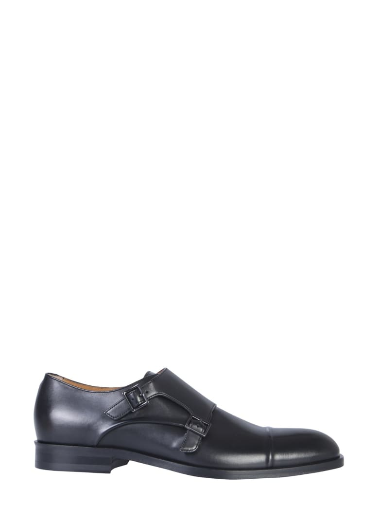Hugo Boss Stanford Lace-up Shoe - NERO
