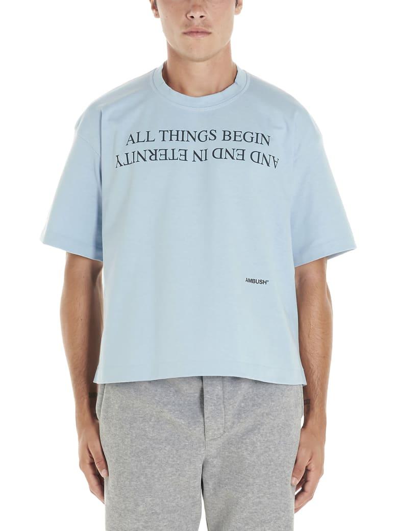 AMBUSH T-shirt - Light blue