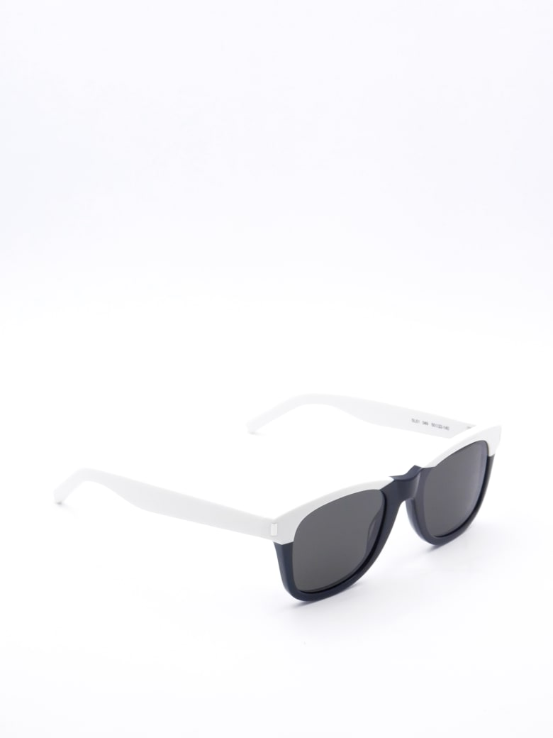 Saint Laurent SL 51 Sunglasses - Black Ivory Black
