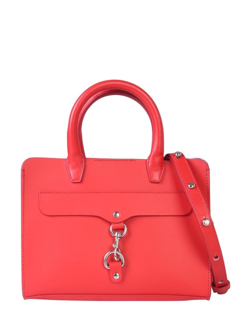 Rebecca Minkoff Mini Satchel Bag - ROSSO