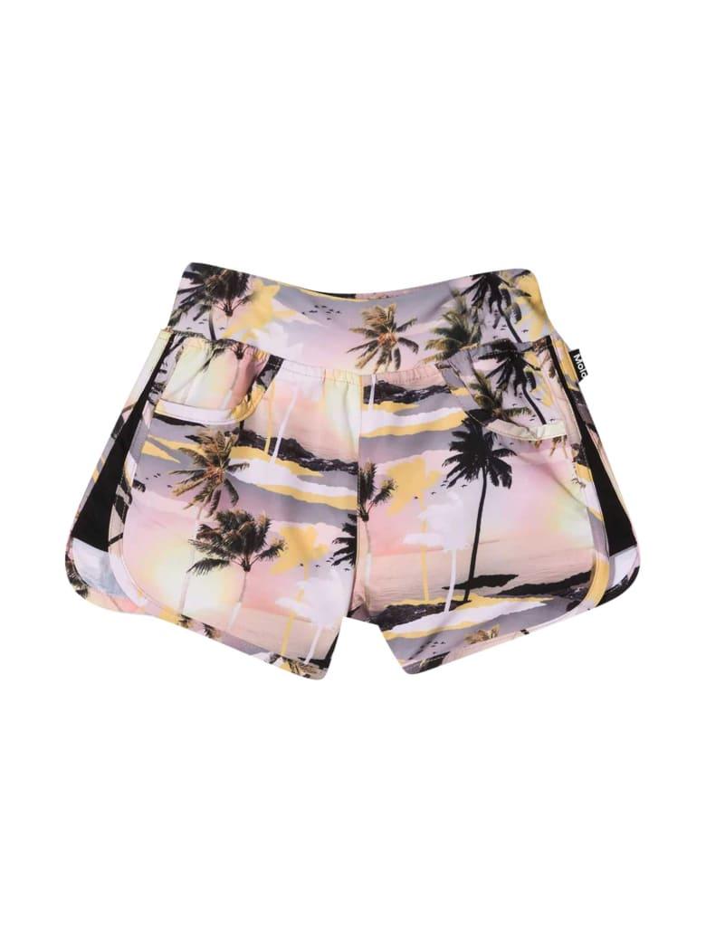 Molo Multicolor Teen Shorts - Multicolore