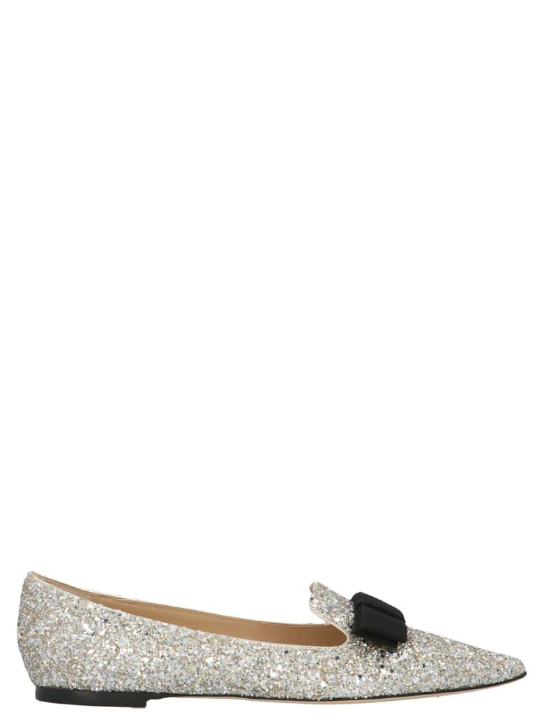 Jimmy Choo 'gala' Shoes - Silver