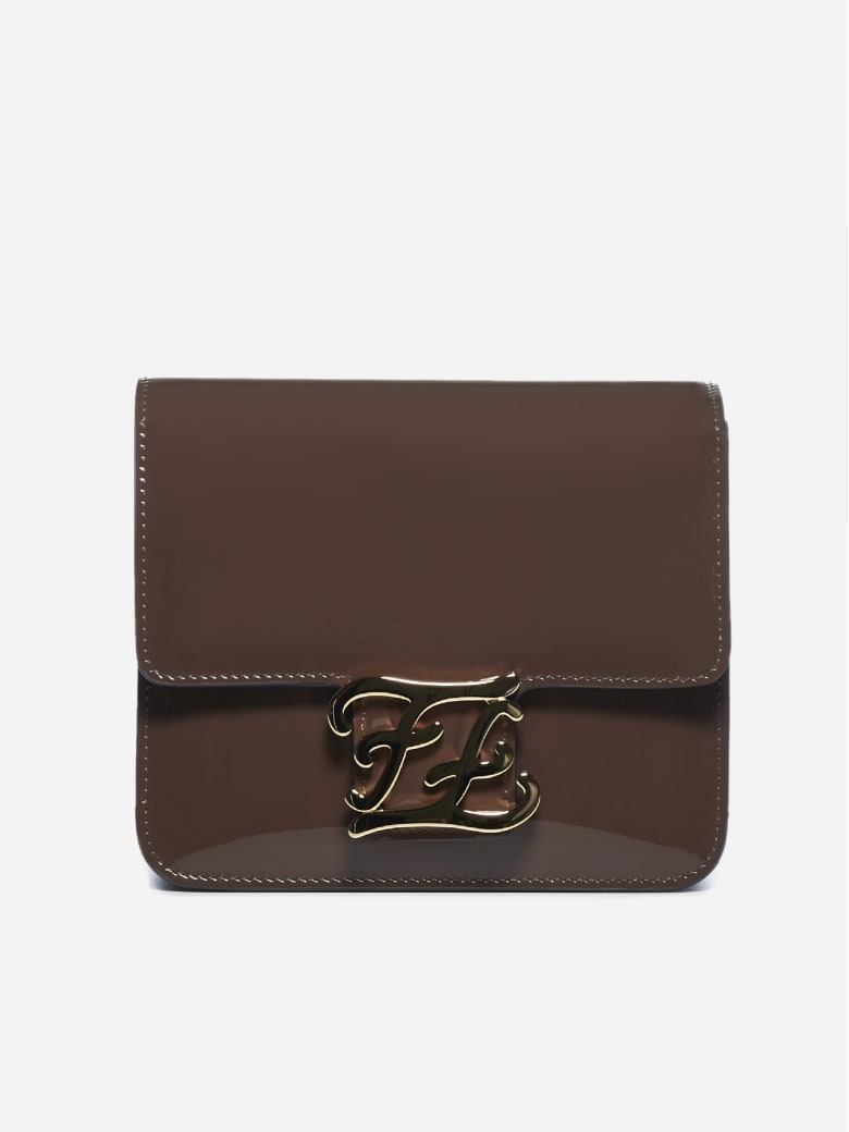 Fendi Shoulder Bag - Ebano oro