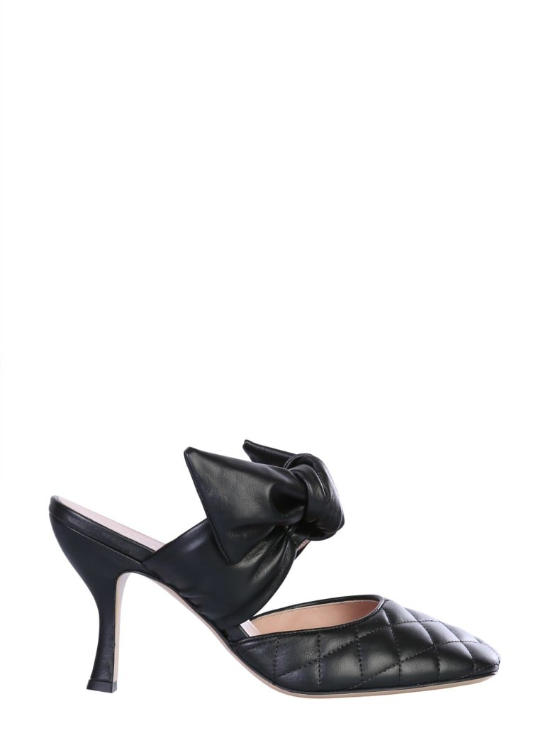 GIA COUTURE Kendall Sandals - NERO