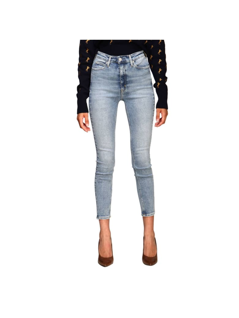 Calvin Klein Jeans Jeans Jeans Women Calvin Klein Jeans - stone washed