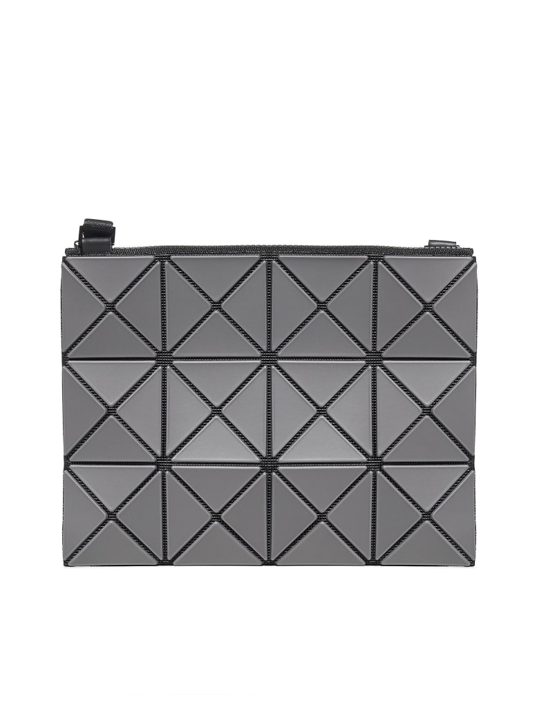 Bao Bao Issey Miyake Lucent Frost Shoulder Bag - Dark Gray