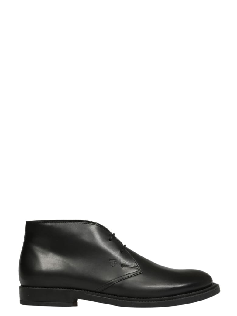Tod's Ankle Shoes - Black