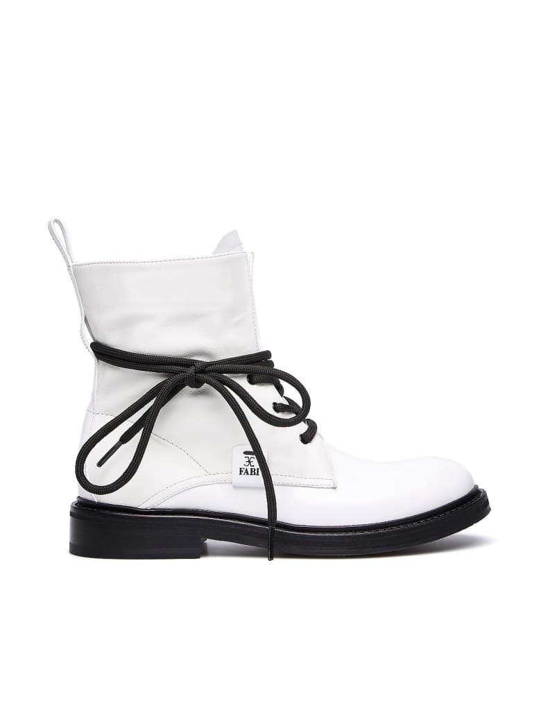 Fabi Boots - BIANCO+BIANCO