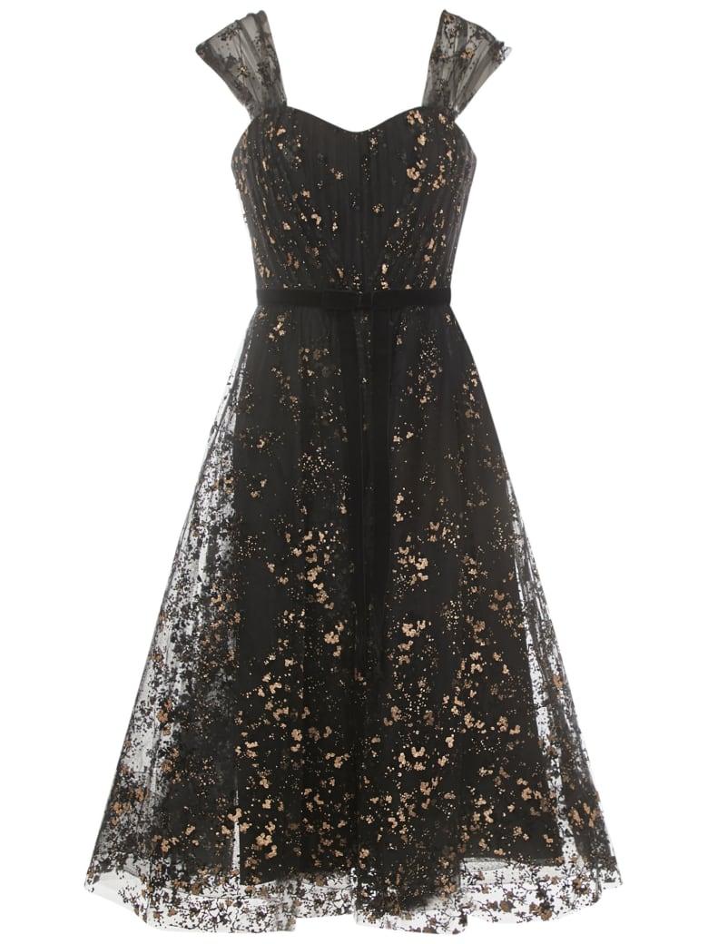 Marchesa Dress - Black