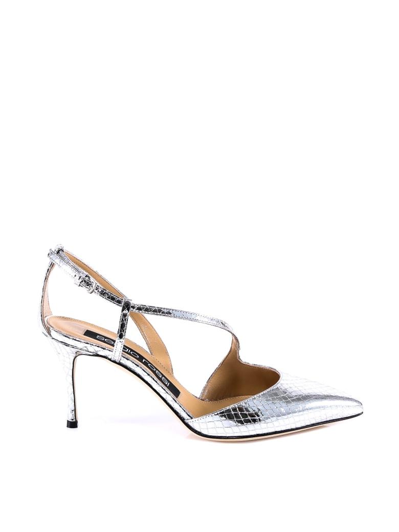 Sergio Rossi Pumps Sandals - Silver