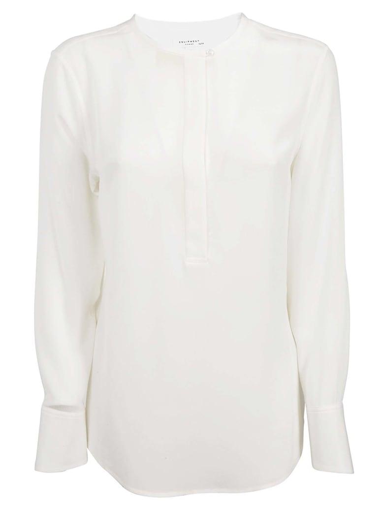 Equipment Mabel Shirt - Bright White
