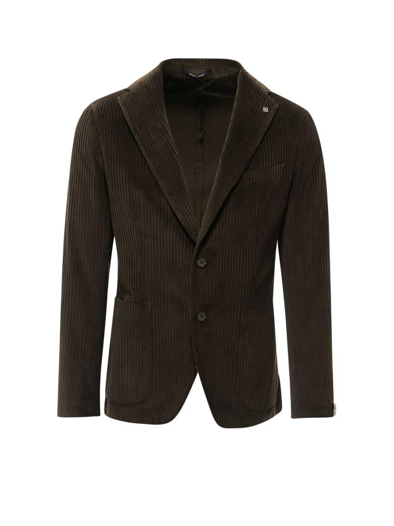 Tagliatore Jacket - Green