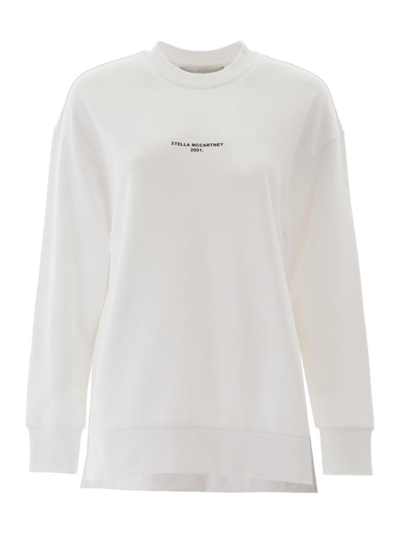 Stella McCartney Logo Sweatshirt - PURE WHITE (White)