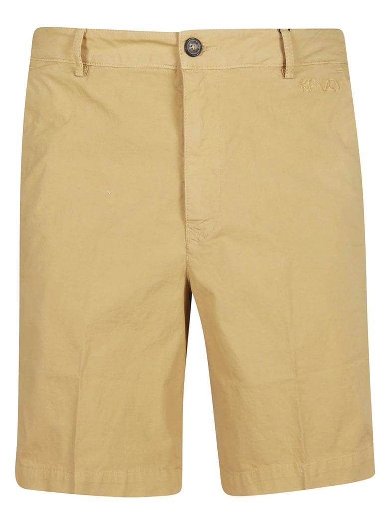 Kenzo Tailored Shorts - Brown