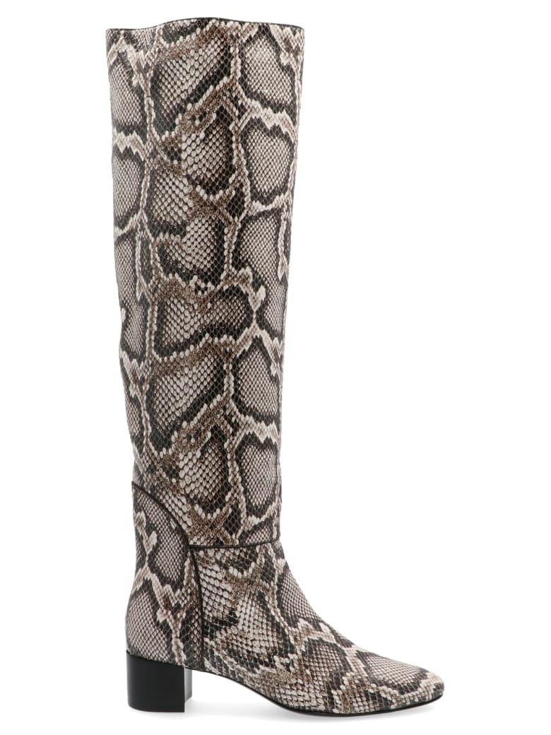 Giuseppe Zanotti 'mascolina' Shoes - Black&White