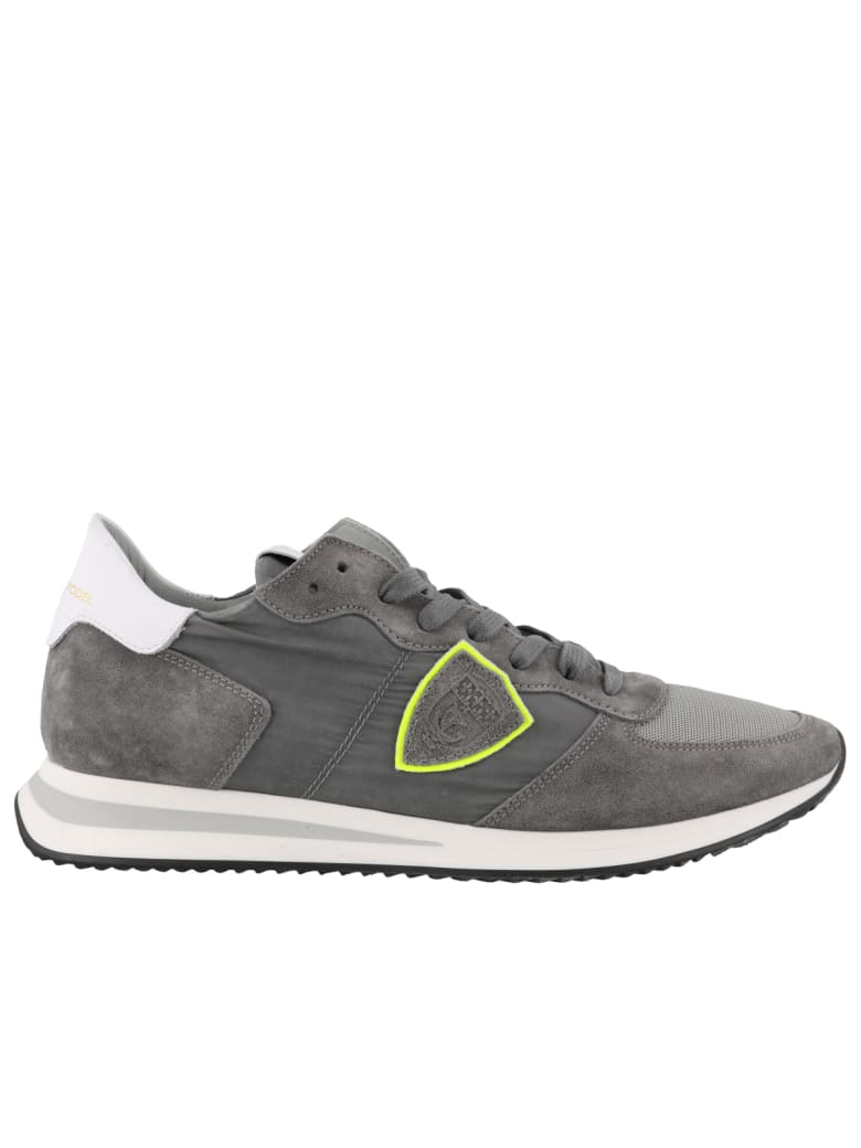 Philippe Model Trpx Sneakers - Grey