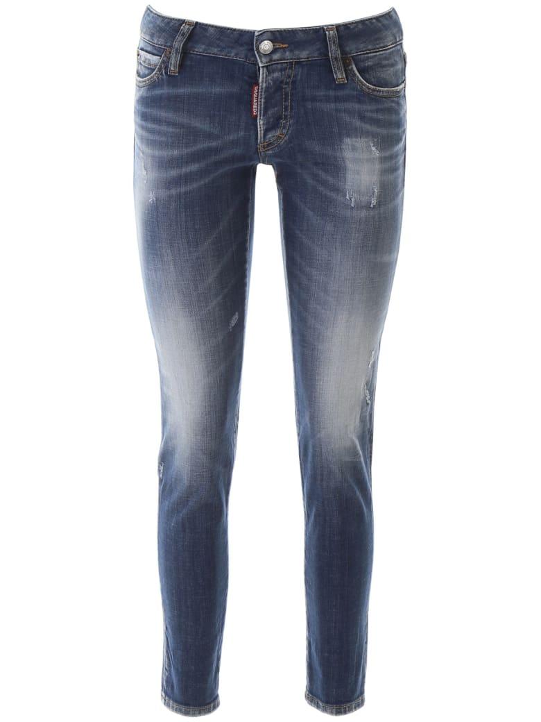 Dsquared2 Jennifer Jeans - BLUE (Blue)