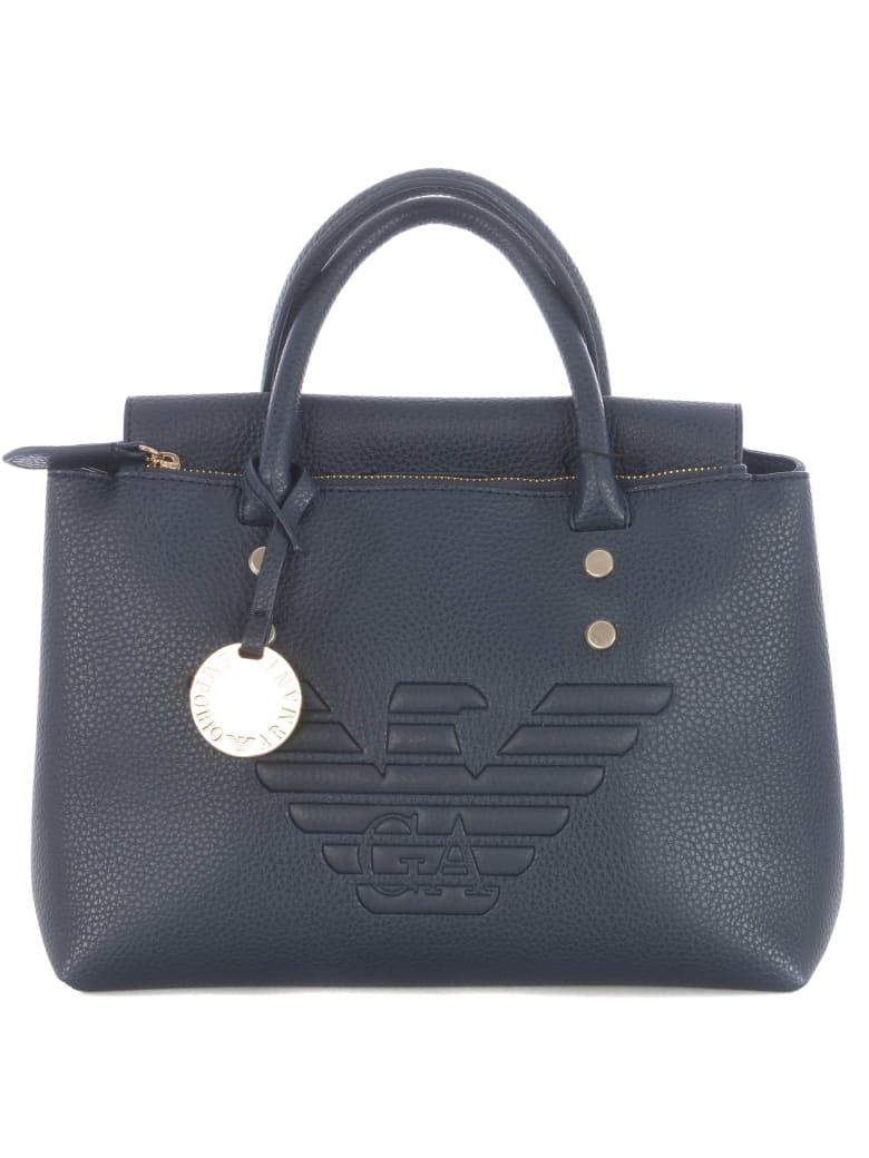 Emporio Armani Bag - Blu scuro